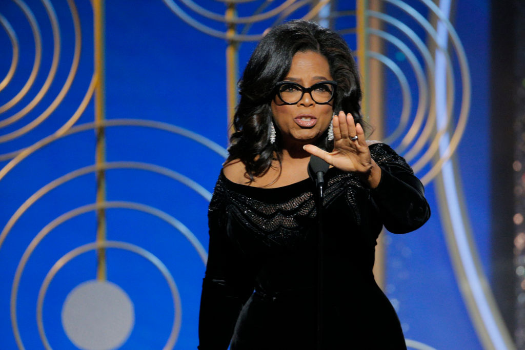Oprah crushes Colbert hopes, won't run for president in 2020