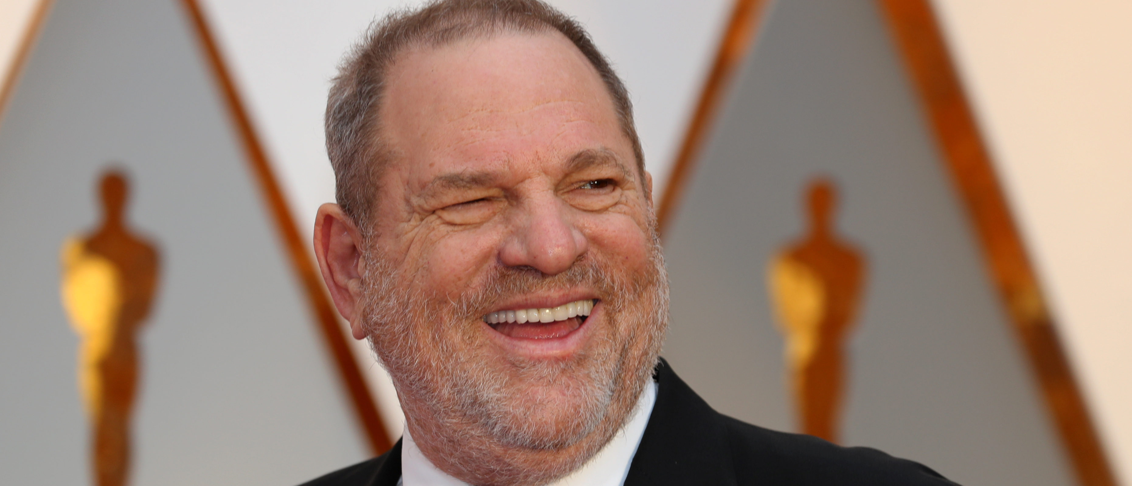 Harvey Weinstein arrives at the 89th Academy Awards in Hollywood, California, U.S. February 26, 2017. Picture taken February 26, 2017. REUTERS/Mike Blake - RC11EAEA56A0