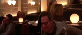 Hillary Clinton Gets A Standing Ovation For Walking Into A Restaurant