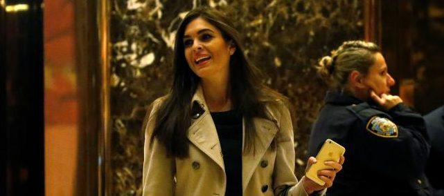 Hope Hicks Resigning White House | The Daily Caller