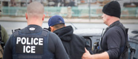 Arrests Of Illegal Immigrants Up More Than 40 Percent In 2017