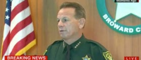 Deputy Who Arrived At Shooting 'Never Went In' School