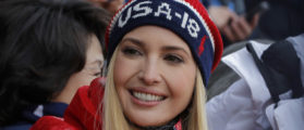 MAGA: Ivanka Rocks Team USA Gear At Winter Olympics [PHOTOS]