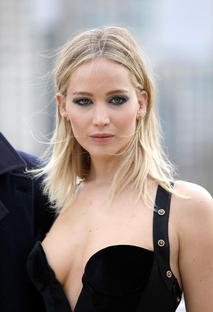 Jennifer Lawrence felt gang-banged by nude photo hack