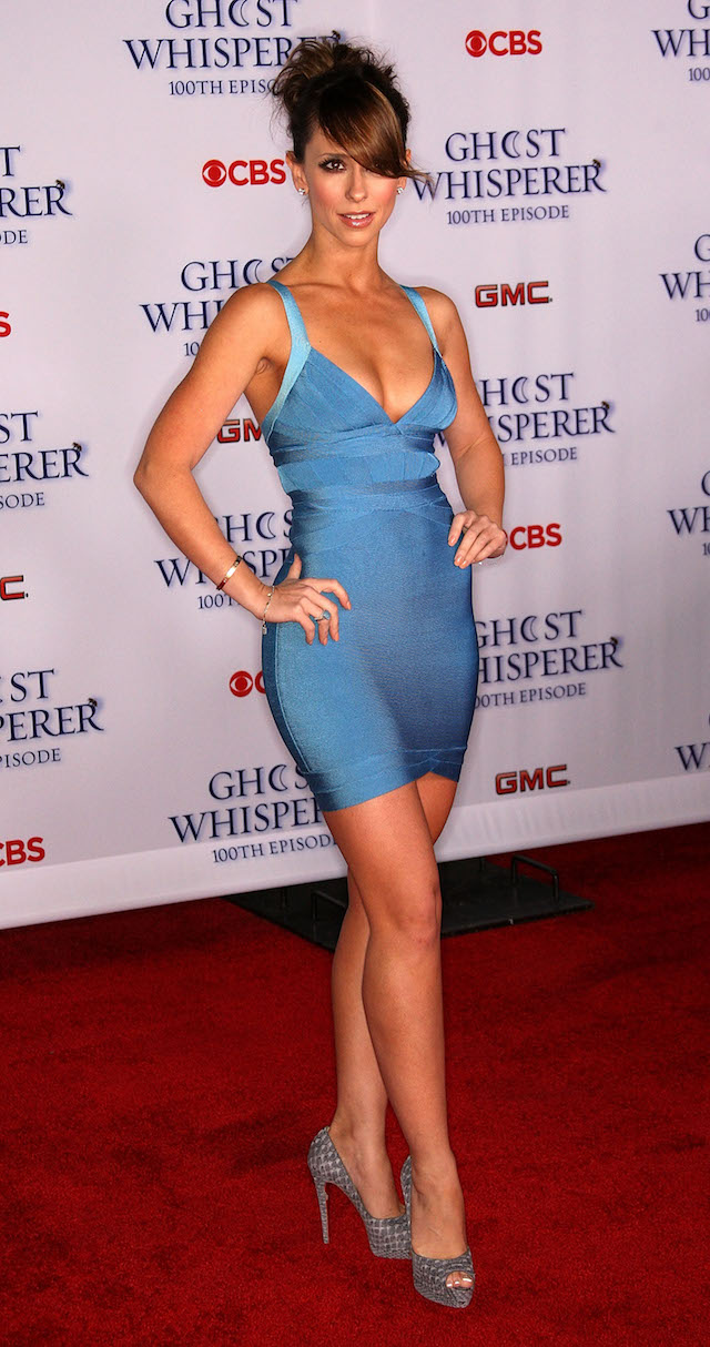 Jennifer Love Hewitt at XIV on March 1, 2010 | The Daily ... Daily Caller