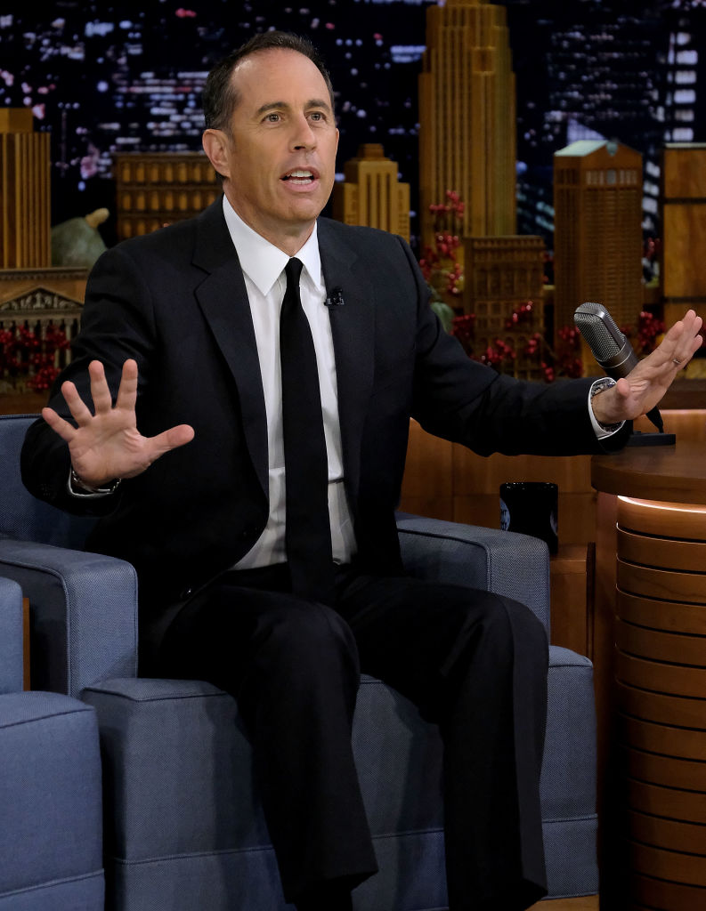 Jerry Seinfeld talks about potential 'Seinfeld' revival