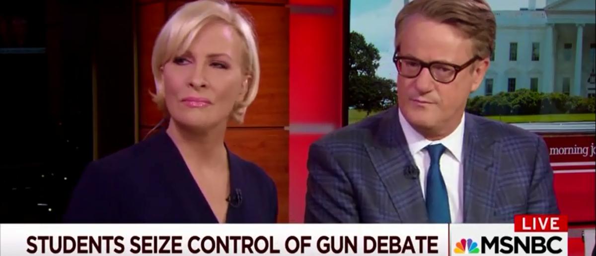 Joe Scarborough Cites Scalia Again To Push His Gun Control Agenda
