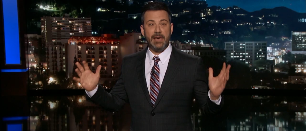 Kimmel Uses Monologue To Preach Gun Control, Trash Prayer - ABC 2-15-18