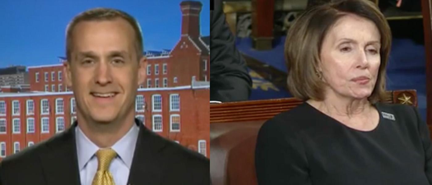 Fox News/CNN screenshots