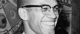 Malcolm X/WikiMedia Commons/Library of Congress