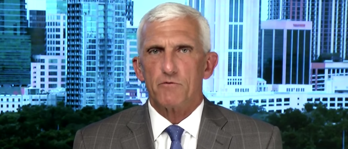 Here is CNN analyst Mark Hertling. (YouTube screen capture/CNN)