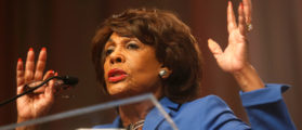 Maxine Waters Attended Nation Of Islam Convention Where Farrakhan Defended Suicide Bombers