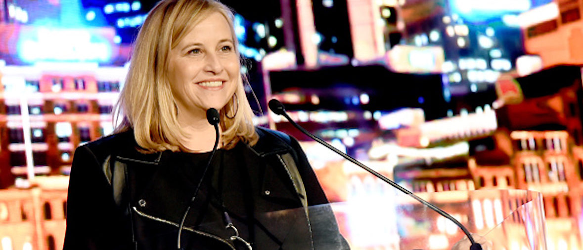 NASHVILLE, TN - FEBRUARY 05: Mayor Megan Barry speaks onstage during CRS 2018 Day 1 on February 5, 2018 in Nashville, Tennessee. (Photo by Rick Diamond/Getty Images for CRS)