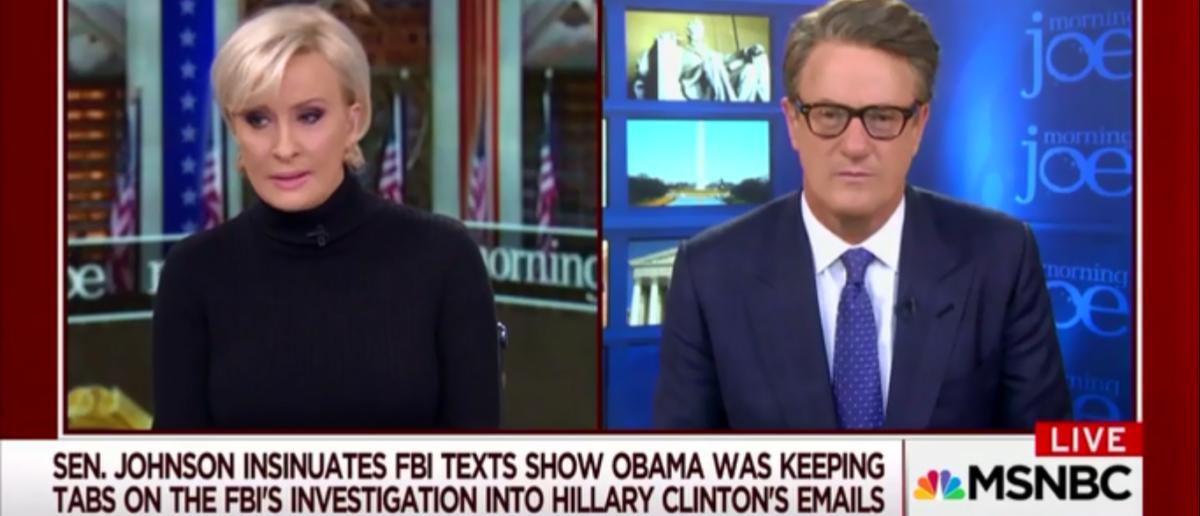 Mika Thinks Trump Advisers have bad intentions - Morning Joe 2-8-18