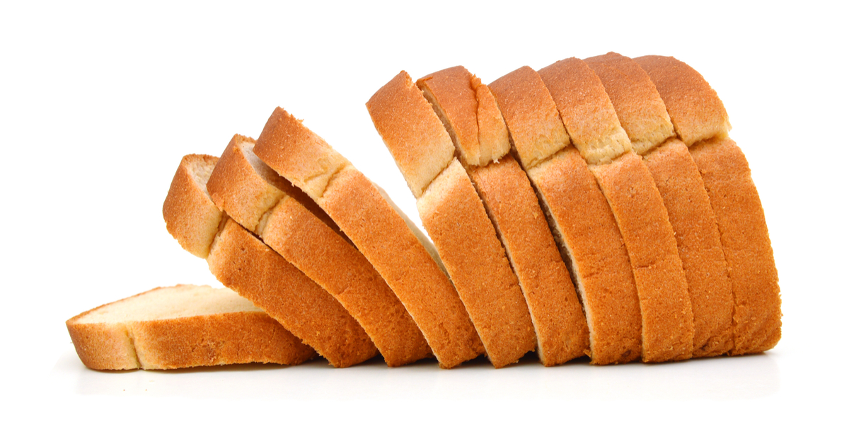 Missouri legislature wants to make an official day to celebrate sliced bread. Shutterstock