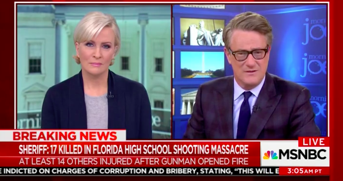 Screenshot MSNBC Morning Joe Feb 15