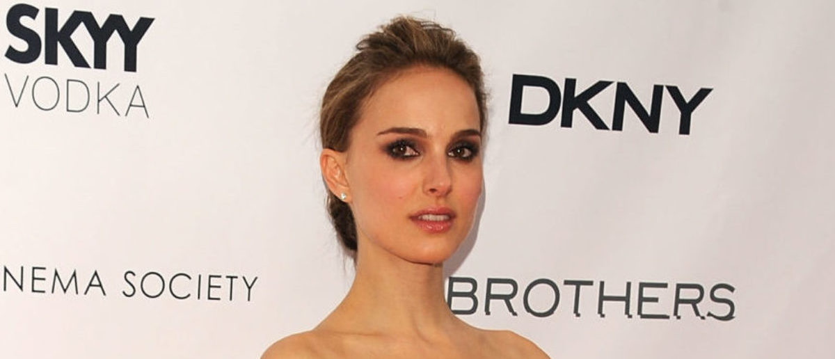 """NEW YORK - NOVEMBER 22: Actress Natalie Portman attends The Cinema Society, Details and DKNY screening of """"Brothers"""" at the SVA Theater on November 22, 2009 in New York City. (Photo by Andrew H. Walker/Getty Images)"""