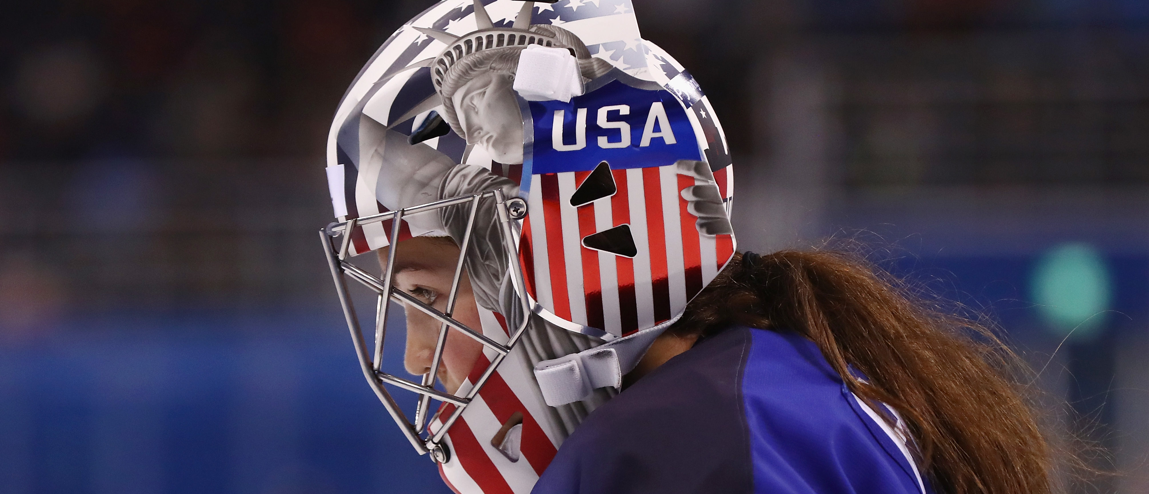 After Ridiculous Debate Ioc Rules Usa Goalie Helmets Are Acceptable