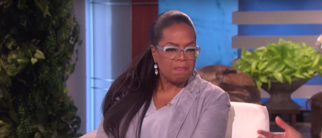 Oprah TheEllenShow Youtube screenshot