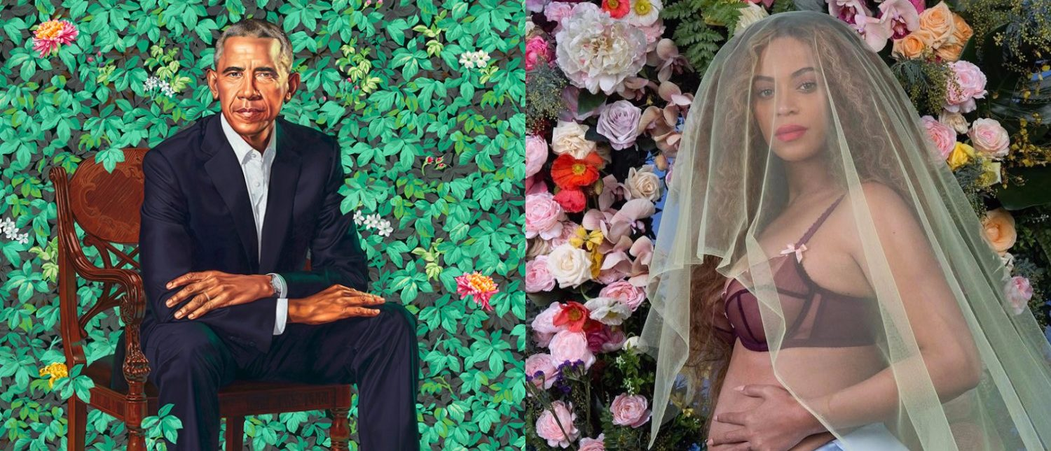11 Things Obama's Official Presidential Portrait Looks Like