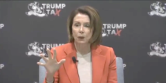 Pelosi Heckled At Town Hall: 'How Much Are You Worth, Nancy?'