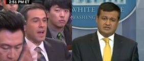 Reporter Asks White House About Cost Of Arming Teachers – The Blunt Response Made The Room Go Silent