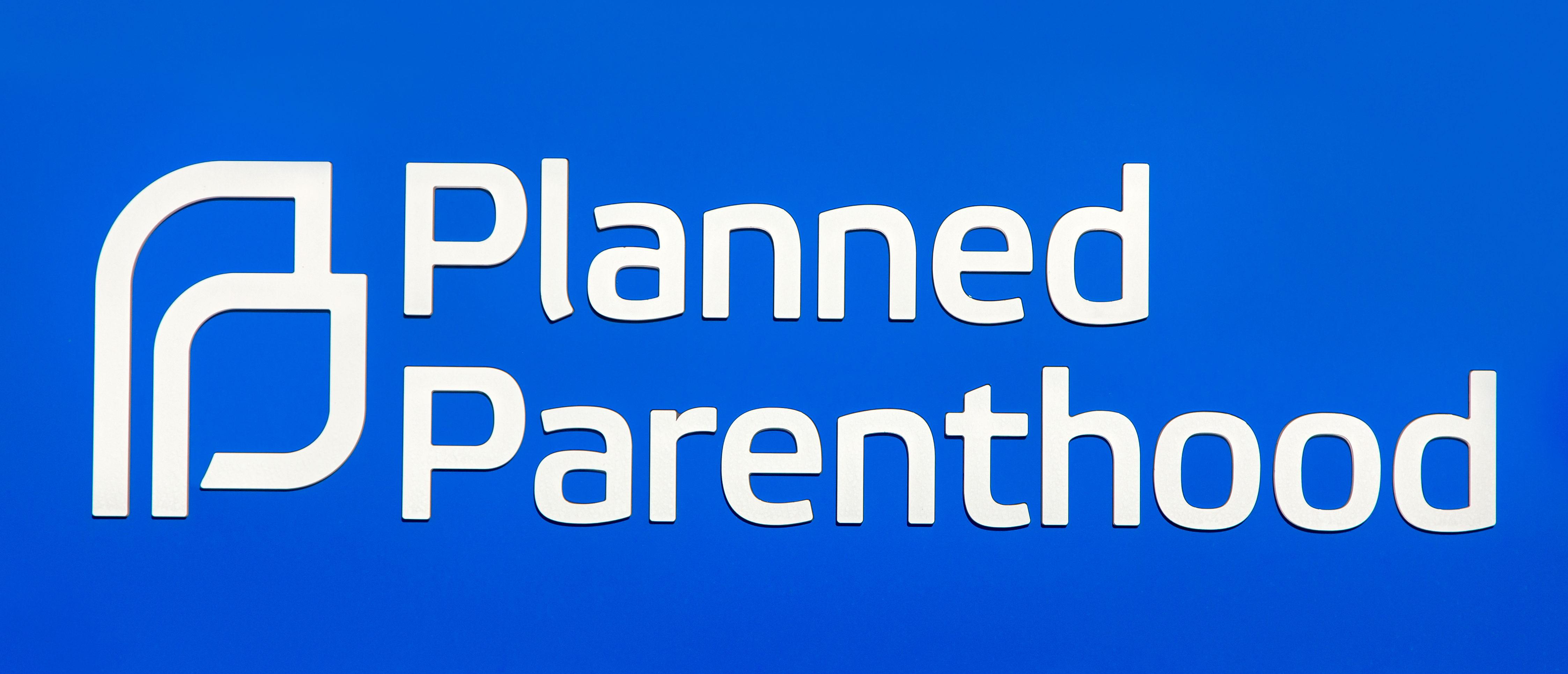 Planned Parenthood Official logo. (Photot: Shutterstock/Ken Wolter)