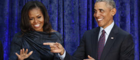 Obamas Cash In On Hollywood's Love For Them