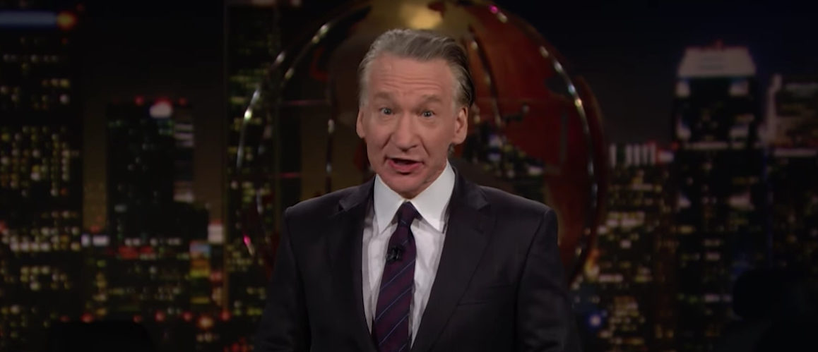Real Time with Bill Maher Youtube screenshot