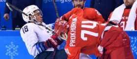 USA Hockey Gets Embarrassed By Russia — The Wheels Have Completely Fallen Off
