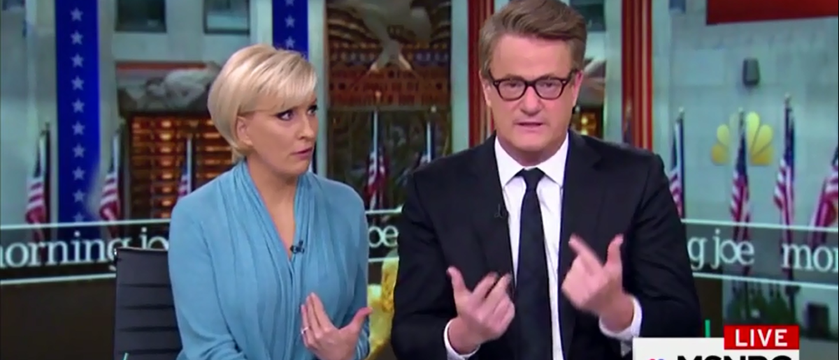 Scarborough Tries Goading Trump To talk To Mueller And Fails - Morning Joe 2-6-18