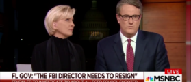 Rick Scott Points Out Massive Failure At FBI And Joe Scarborough Calls On Him To Resign For It