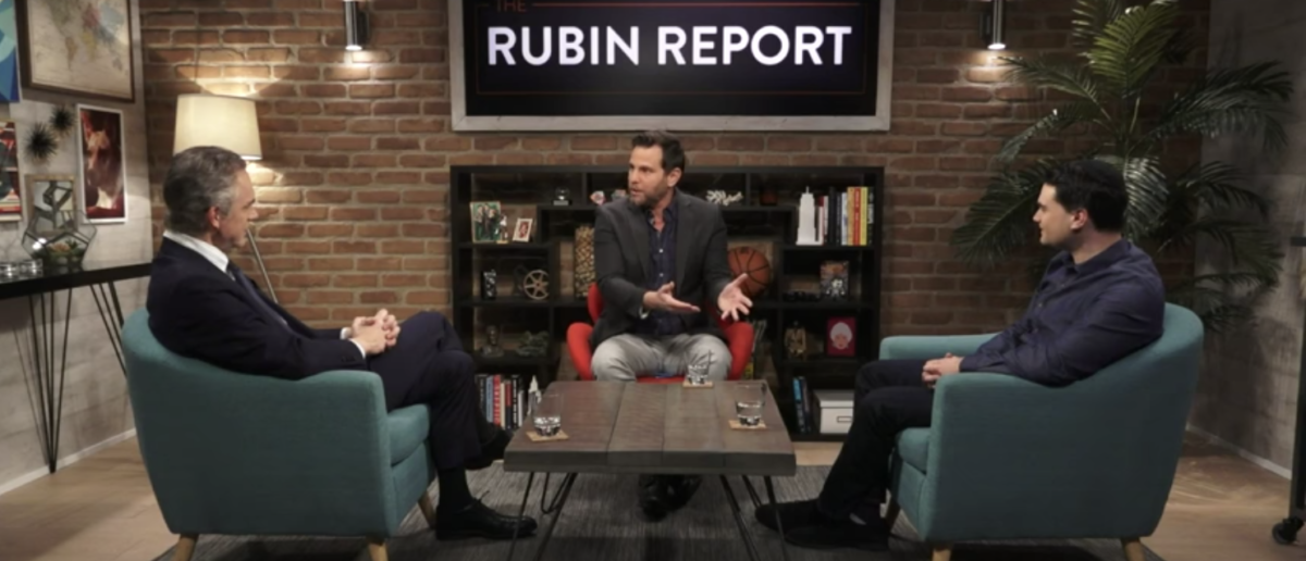 Screenshot/YouTube/The Rubin Report