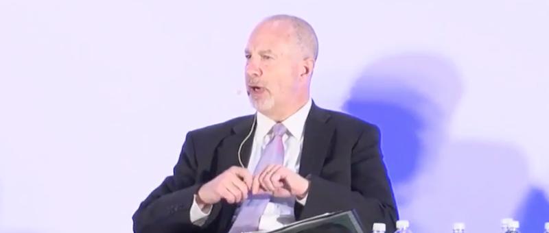 David Laufman, speaking at MetricStream conference. (Screenshot/YouTube/MetricStream)