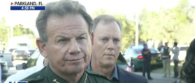 Florida Sheriff Reveals What Trump Told Him After School Shooting