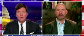 Tucker Carlson Reminds Liberal Guest About Russians Killed In Syria