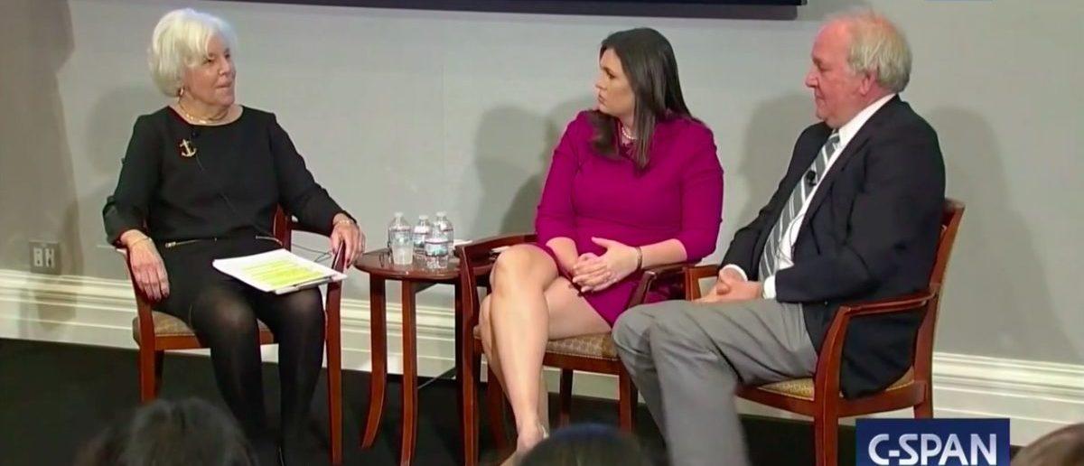 Screen Shot Clinton Press Sec
