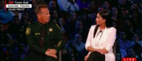 NRA Spox Asks Sheriff Why He Didn't Follow Up On School Shooter