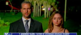 Father Of Parkland Survivor Accuses CNN Of Pushing Gun Control Narrative