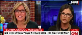 Dana Loesch Butts Heads With CNN Anchor Over Shooting Coverage