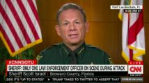Broward County Sheriff Denies Mishandling Shooting Response