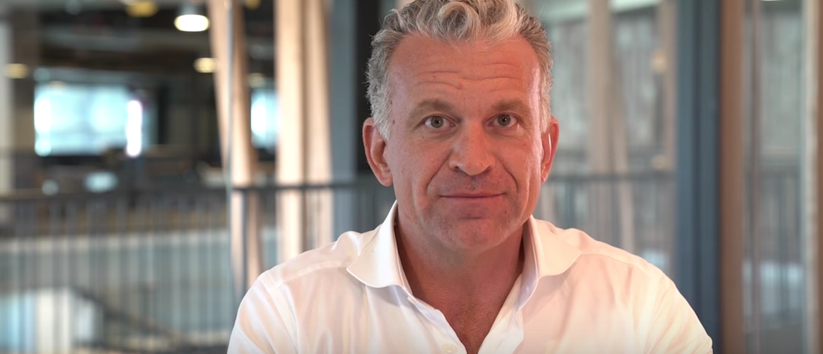 Former MSNBC anchor Dylan Ratigan announced he will be running for Congress in New York's 12th District as a Democrat. (Screen Shot/Youtube/Dylan Ratigan)