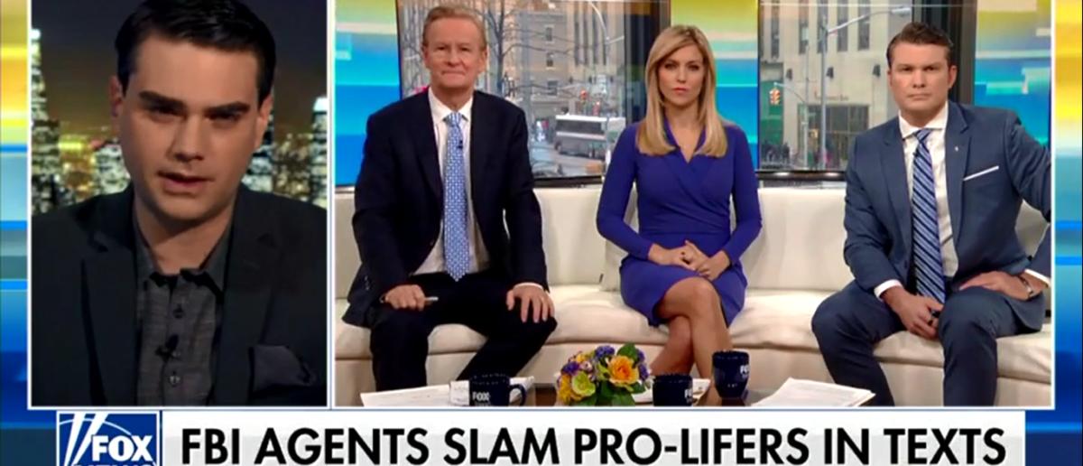 Shapiro Calls For Cleansing Of Gov't agencies - Fox & Friends 2-9-18 (Screenshot/Fox News)