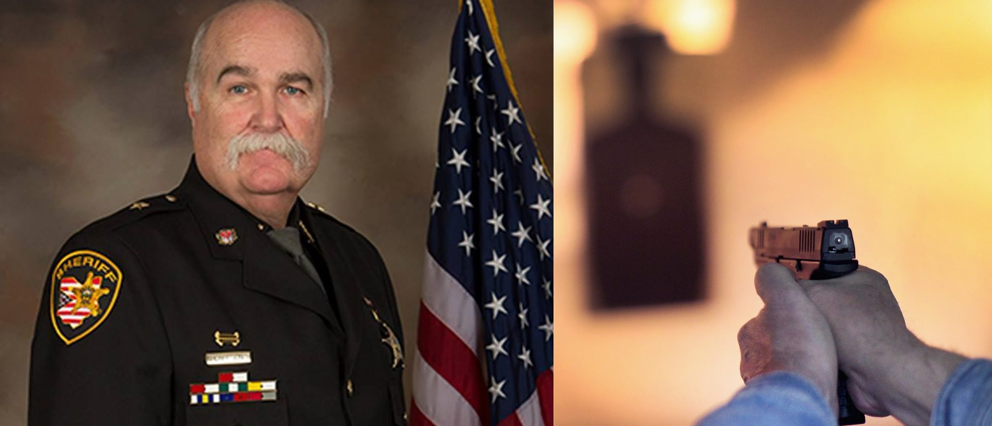 Facebook/Butler County Sheriff/Scott Olson/Getty Images