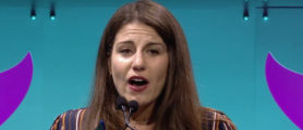 Lauren Duca Tells Billy Graham To 'Have Fun In Hell'