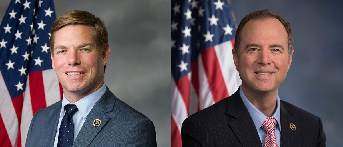 Swalwell and Schiff public domain