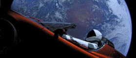 The Tesla In Space: Art Or Travesty?