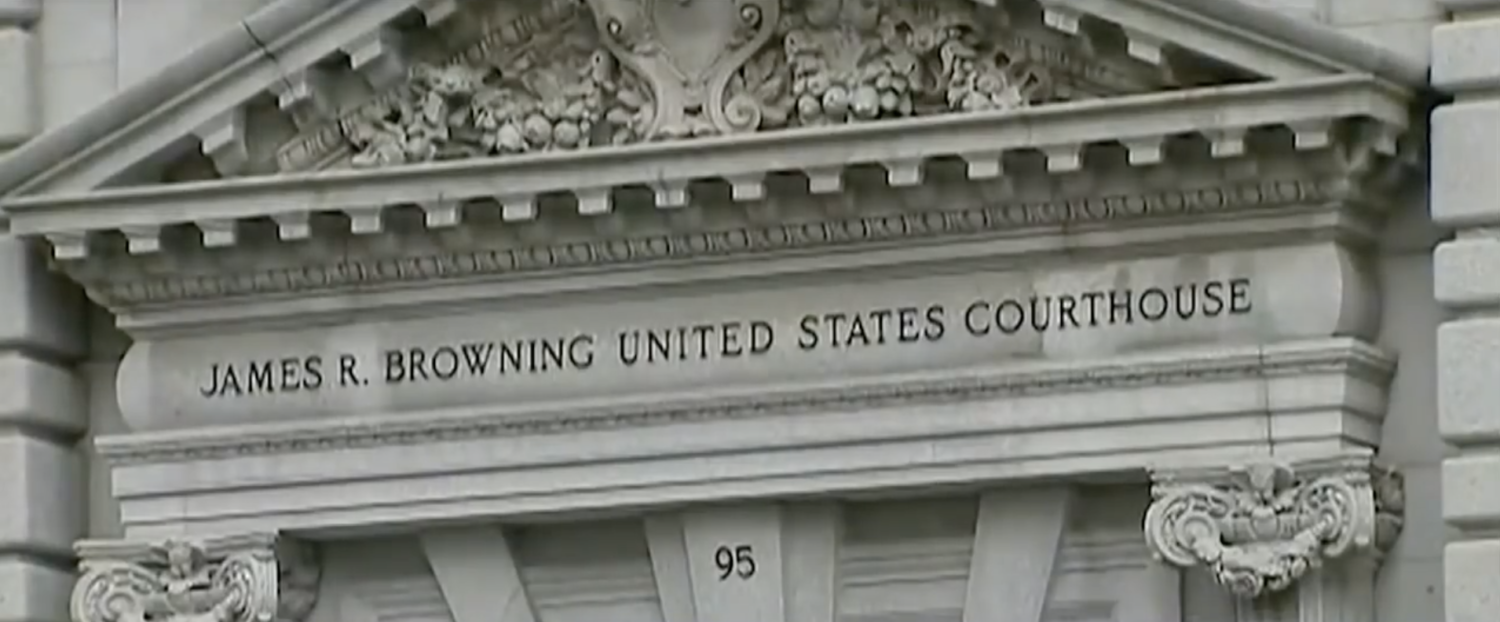 The courthouse of the 9th U.S. Circuit Court of Appeals, seen in Feb. 2017. (YouTube screenshot/Fox News)