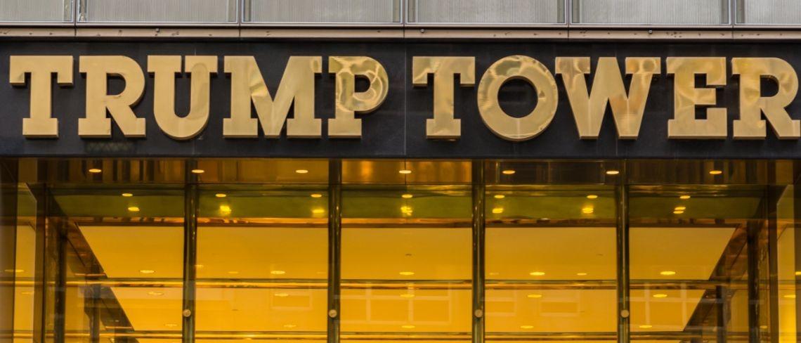 Trump Tower Shutterstock/Eric Urquhart
