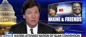Tucker Slams Media's 'Patronizing' Double Standard On Maxine Waters